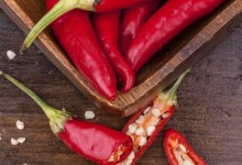 top fertility foods includes chilli