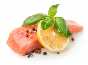 Good fats _salmon is rich in omega 3 fatty acis is a great food choice for sperm health
