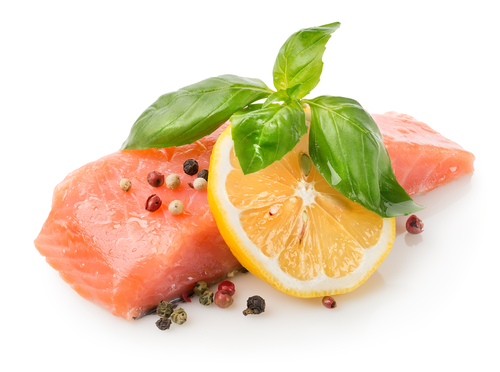 Healthy eating and nutrition_ salmon