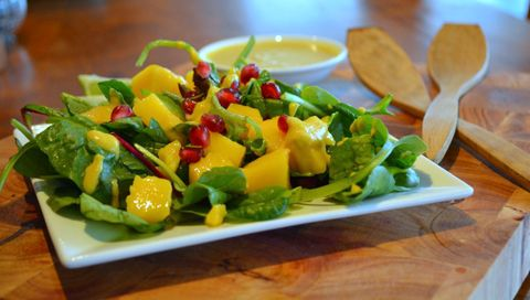 Fertility Food Revolution Salads