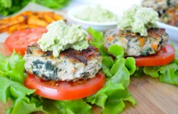 Sweet Potato Chicken Spinach Patties_Fertility Food Revolution