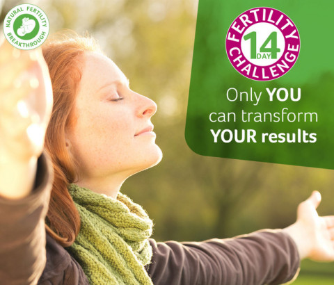 14 Day Fertility Challenge Transform  you results