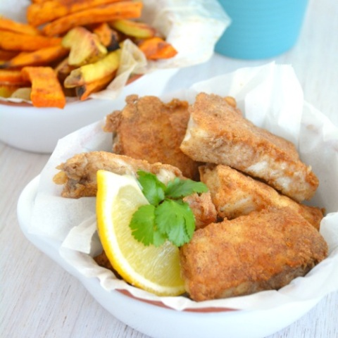 Rustic Fish and Chips__Fertility Food Revolution_thumb