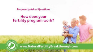 How does your fertility program work