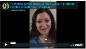 I tried to get pregnant for three years_video testimonial