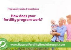 How does your Natural Fertility Breakthrough Program work